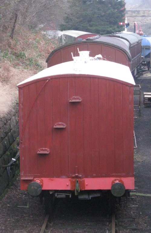 H&BR engineers' tool van no.2