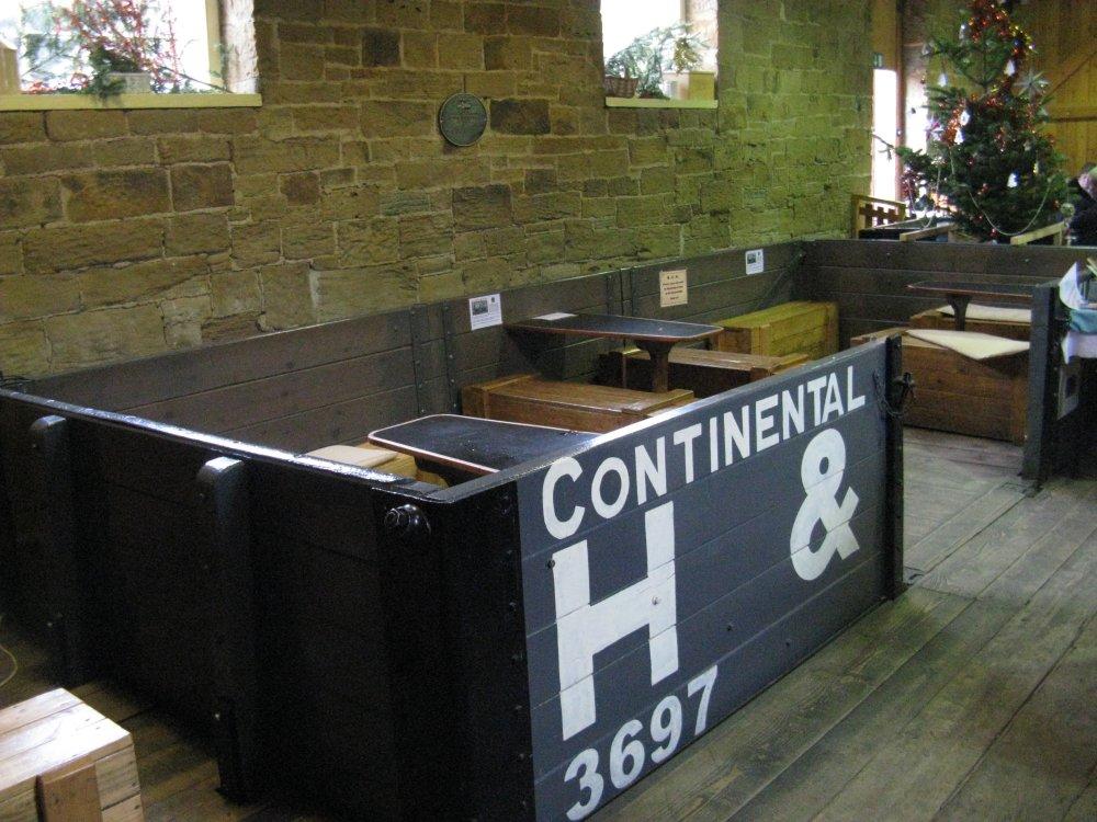 Hull & Barnsley Railway wagon 3697